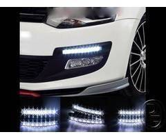 Day time running led light Kit Super White 12V 12W DC Head Lamp
