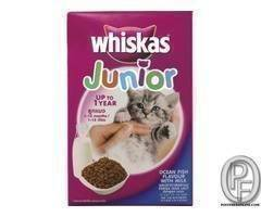 Whiskas Tuna and White Fish for Adult Cat