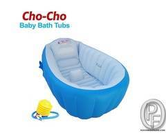 Imported Baby Bath Tubs for New Born Babies ( Inflatable - BPA FREE )