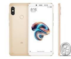Redmi Note 5 Pro phone Gold, 64 GB smart phone 4 GB RAM