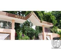 Mount Carmel College Bangalore Admission 2018