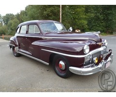 DESOTO VINTAGE AND CLASSIC UNLIMITED CARS