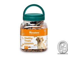 Himalaya Healthy Treats Adult Dog Biscuits with Chicken Dog Treat 1 kg
